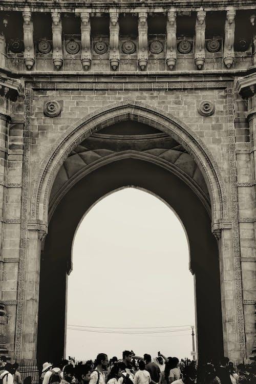 Free stock photo of 4k wallpaper, desktop wallpaper, Gateway of India, india