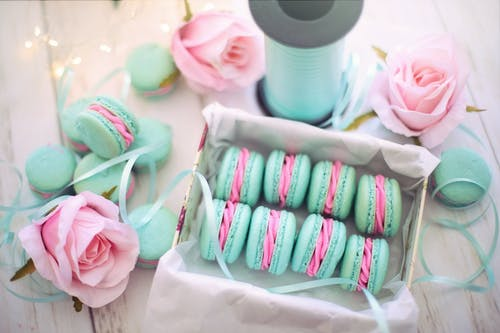 Photo De Macarons