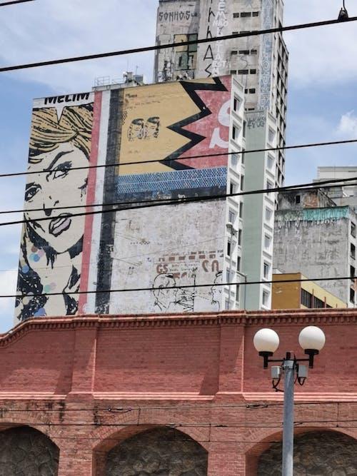 Free stock photo of art, cityscape, graffiti, urban setting