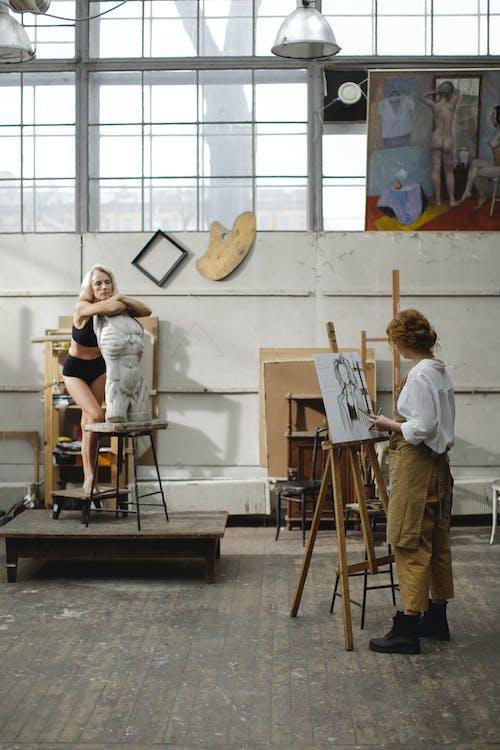 Darmowe zdjęcie z galerii z artysta, artystyczny, ciało, dorosły