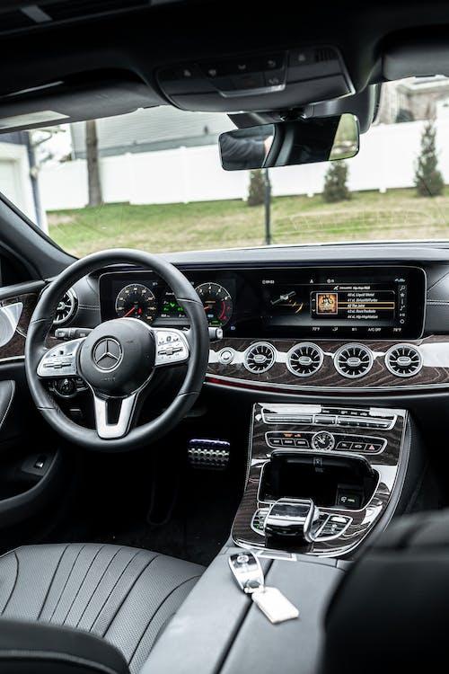 Imagine de stoc gratuită din costisitor, interior auto, kilometraj, mașină de lux
