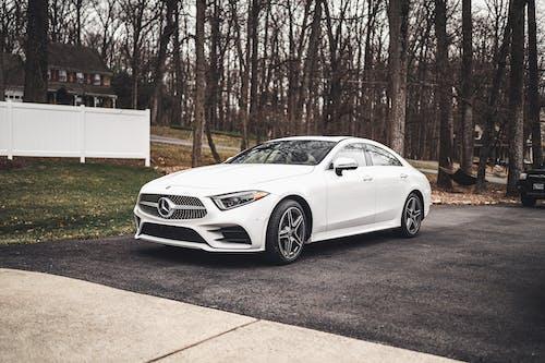 คลังภาพถ่ายฟรี ของ Mercedes-Benz, กระจกข้าง, กระจกบังลม, กันชน