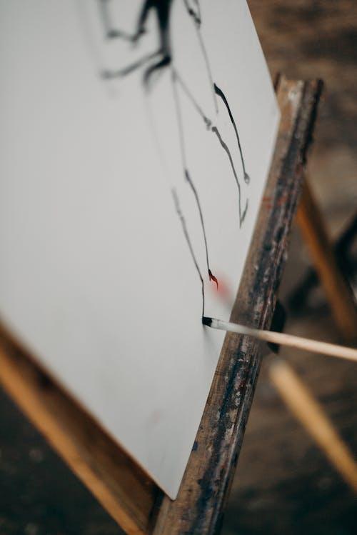 Foto profissional grátis de acrílico, apoio, arte, artes