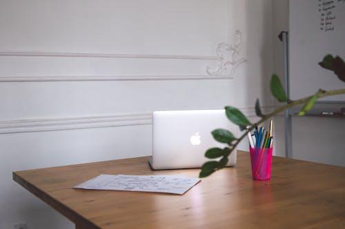คลังภาพถ่ายฟรี ของ กระดาษ, คอมพิวเตอร์, จด