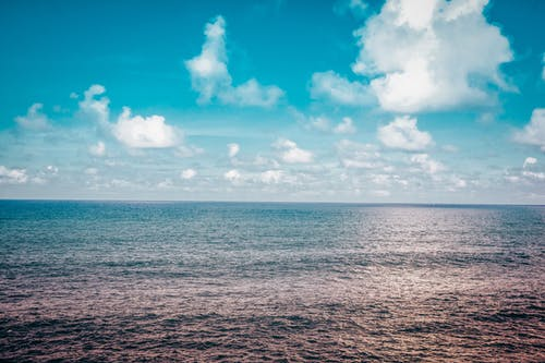 Free stock photo of adventure, by the sea, clouds, ocean