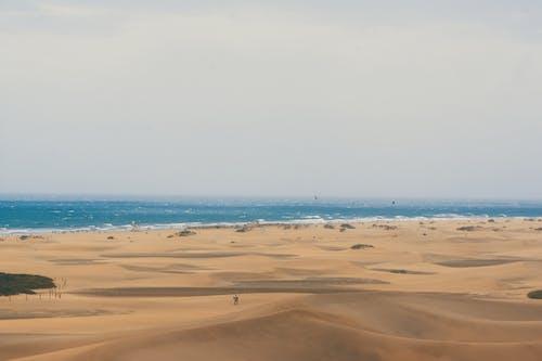 Free stock photo of beach, desert, holidays, ocean