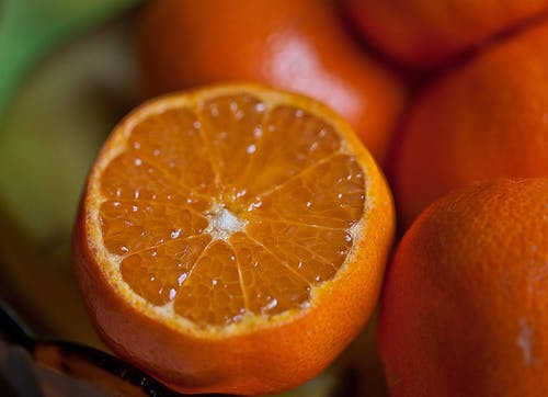 คลังภาพถ่ายฟรี ของ ผลไม้, สด, สุขภาพดี, ส้ม