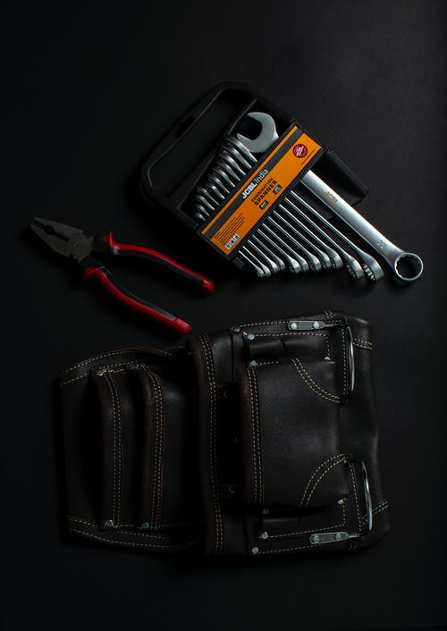 Immagine gratuita di acciaio, attrezzatura, borsa, business