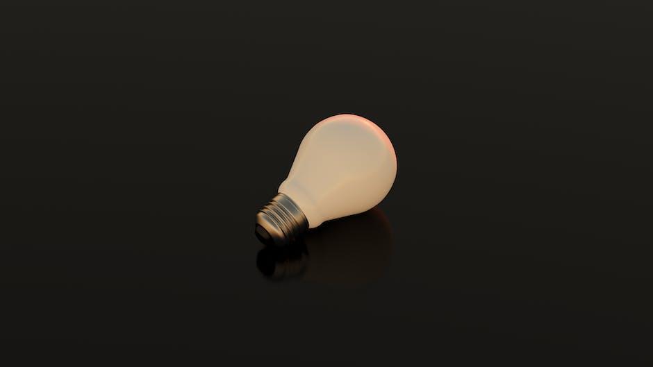 New free stock photo of blur, light bulb, lighting