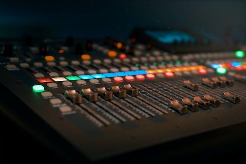 Immagine gratuita di 4k, amplificatore, audio, bokeh