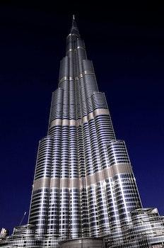 Free stock photo of building, architecture, skyscraper, dubai