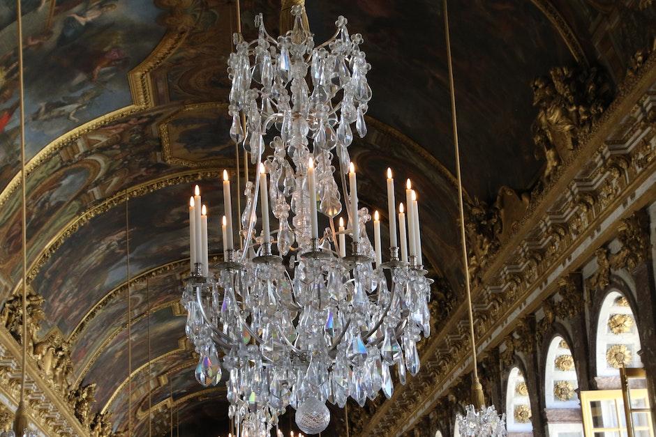 chandelier, christals, cristals