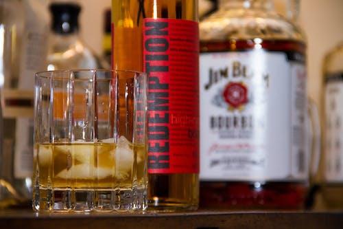 Free stock photo of alcohol, alcohol bottles, alcoholic beverage, alcoholic drink