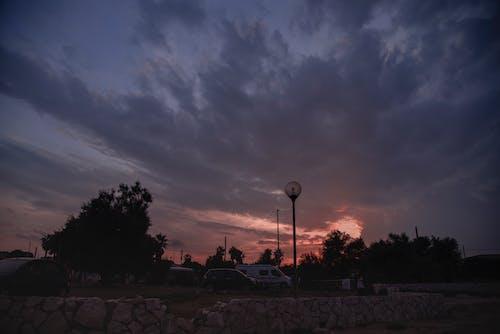 Free stock photo of beautiful sky, morning sun, sky, skyline