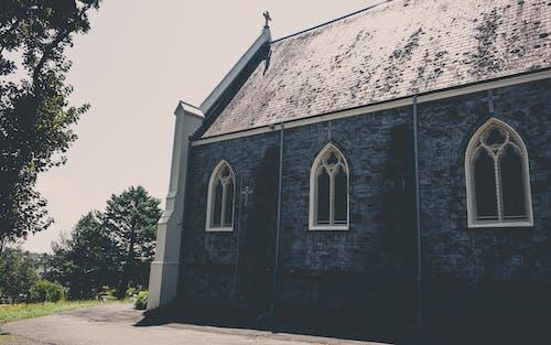 açık hava, bina, kilise, taş içeren Ücretsiz stok fotoğraf