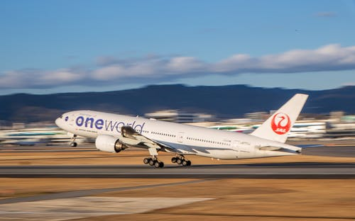 Free stock photo of airplane, aviation, jal