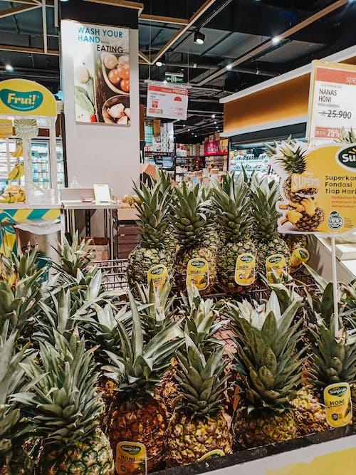 Free stock photo of fruit, fruit basket, market