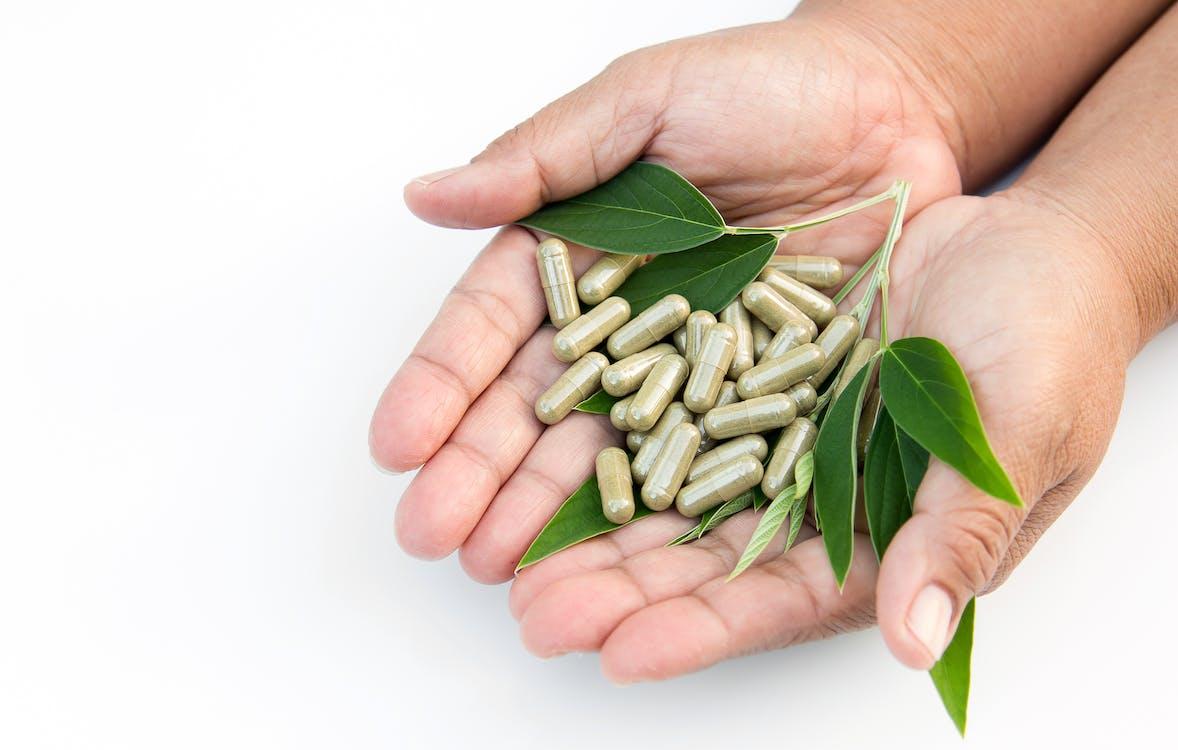 Free stock photo of alternative medicine, capsules, care