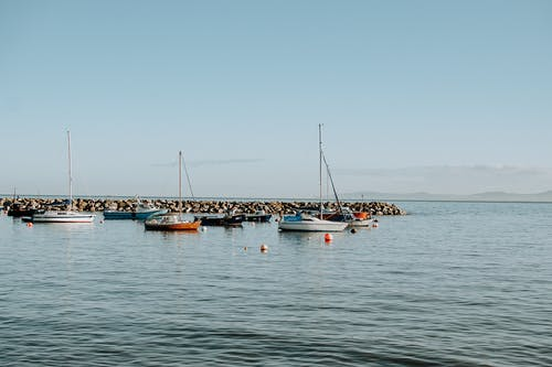 Photo of Boats on Sea