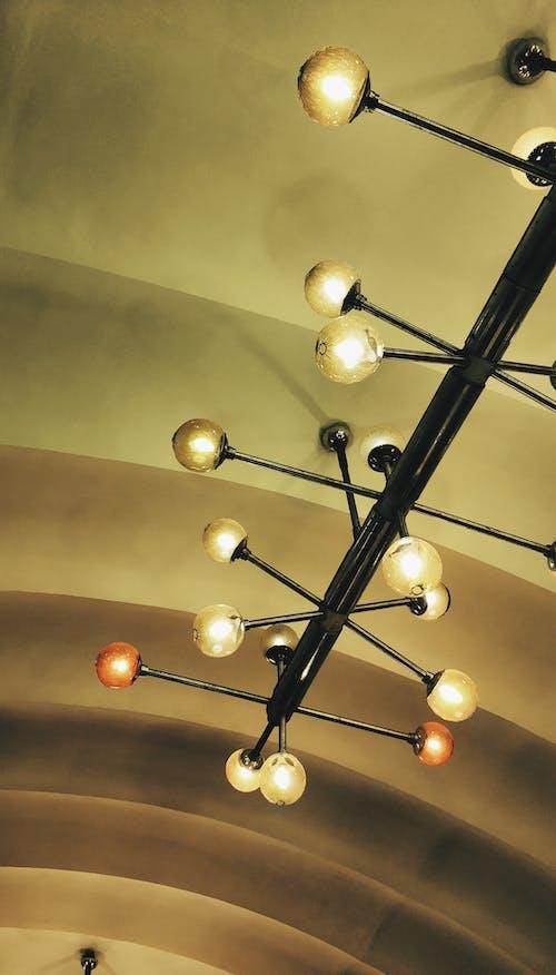 Gratis stockfoto met binnenshuis, fel, in huis, lamp