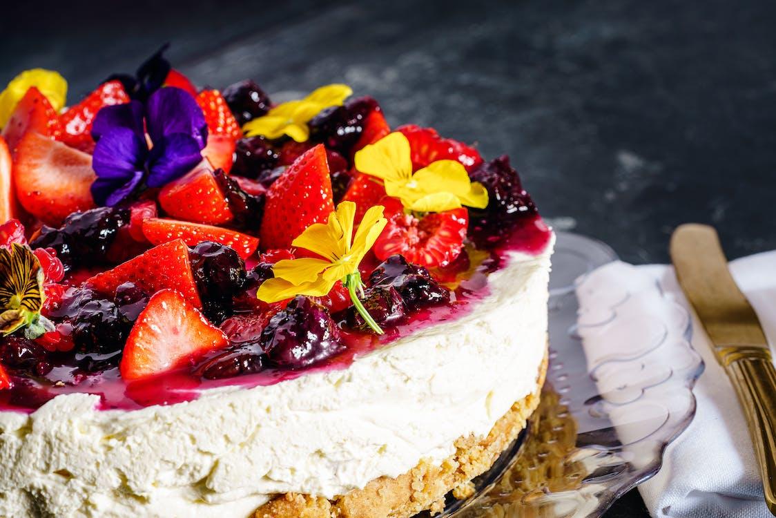 британский, вкусный, десерт