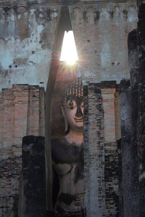 Δωρεάν στοκ φωτογραφιών με Βούδας, ναός