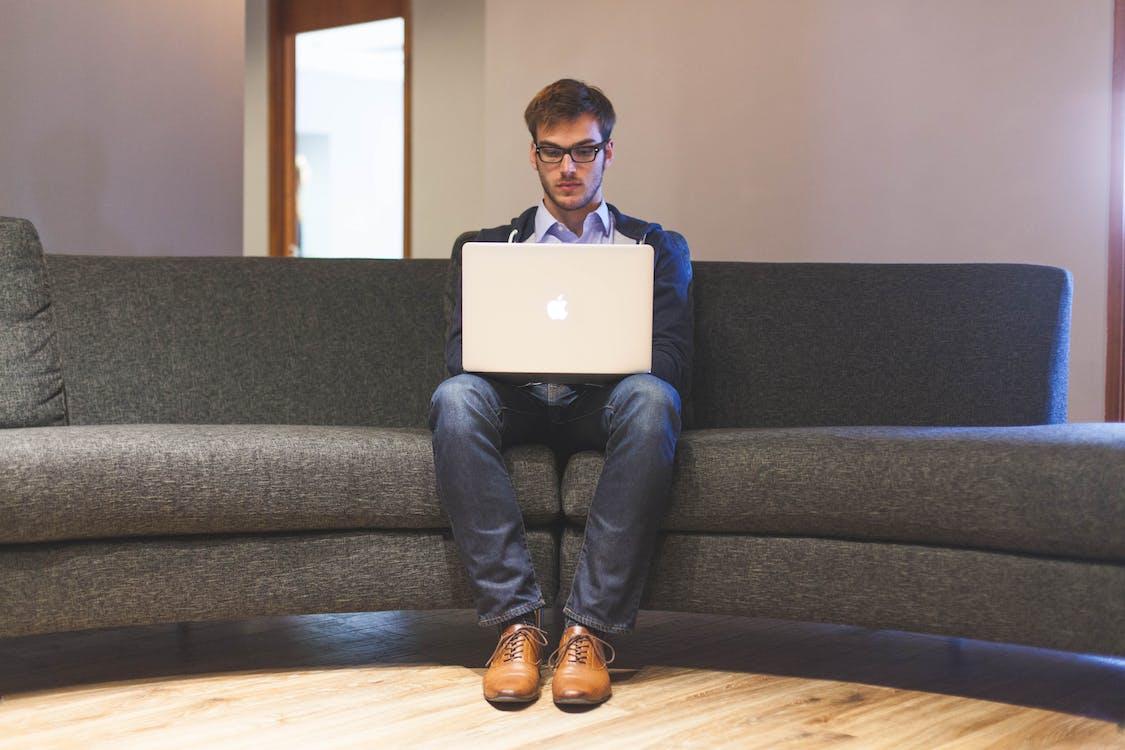 Free stock photo of businessman, casual, company