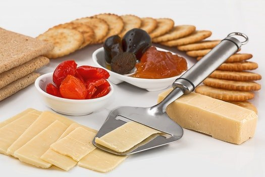 Free stock photo of food, biscuits, snack, sliced
