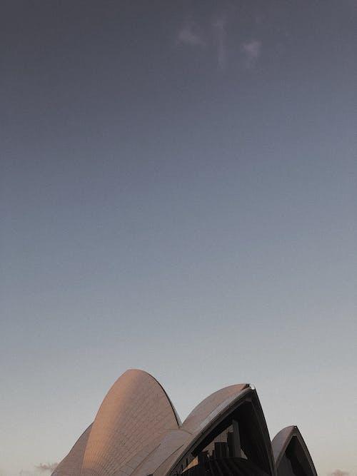 Δωρεάν στοκ φωτογραφιών με αρνητικό χώρο, αρχιτεκτονική, αρχιτεκτονική φωτογραφία, Αυστραλία