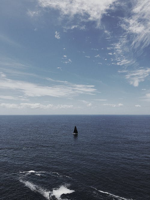 1, 대서양, 돛단배, 바다의 무료 스톡 사진
