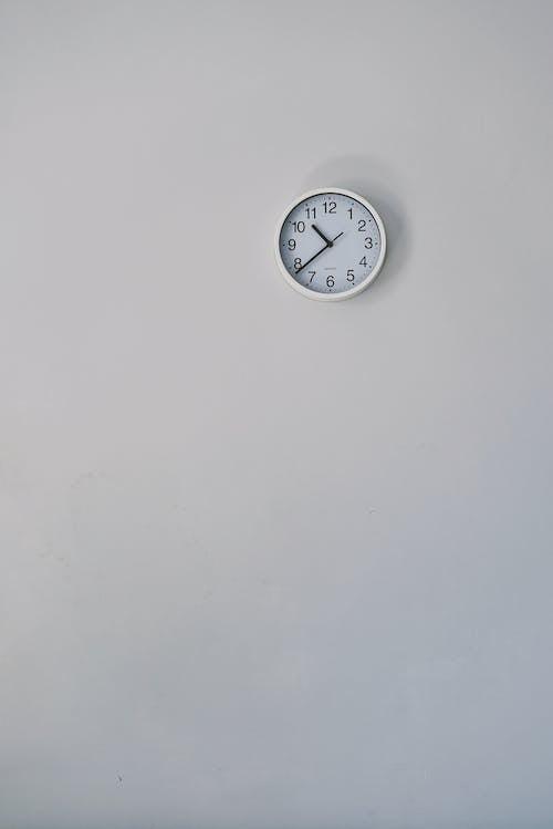 Kostnadsfri bild av gammal klocka, minimal, minimal design, minimalistisk