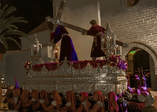 Gratis lagerfoto af andalusien, festligheder, hellig, katolicisme
