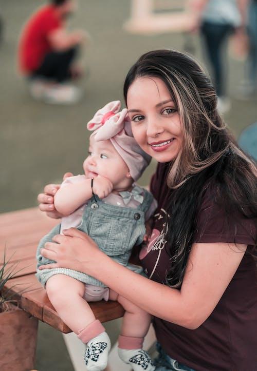 Fotobanka sbezplatnými fotkami na tému bábätko, byť spolu, dieťa, dieťatko