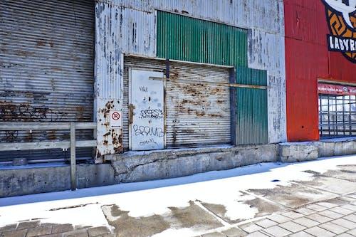 Fotobanka sbezplatnými fotkami na tému exteriér, Montreal, starý montreal