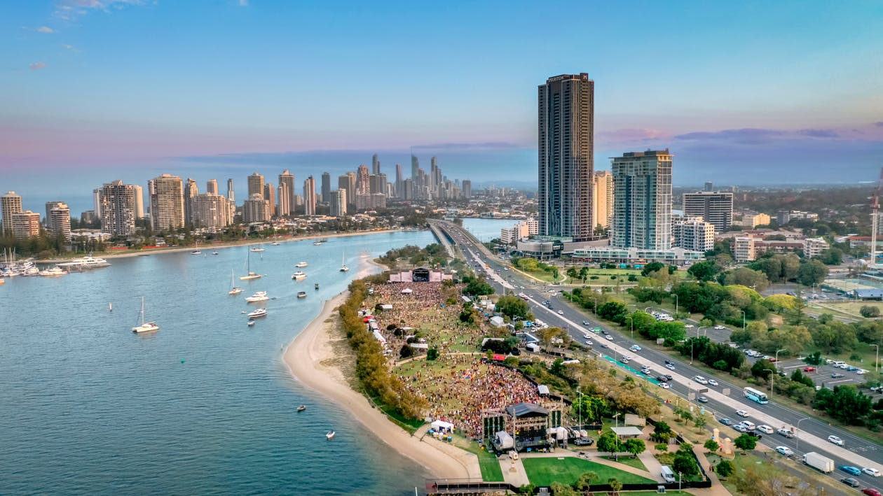 Бесплатное стоковое фото с Австралия, Голд-Кост, фестиваль