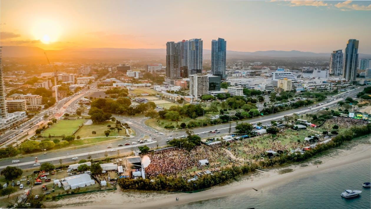 Gratis stockfoto met Australië, festival, gold coast
