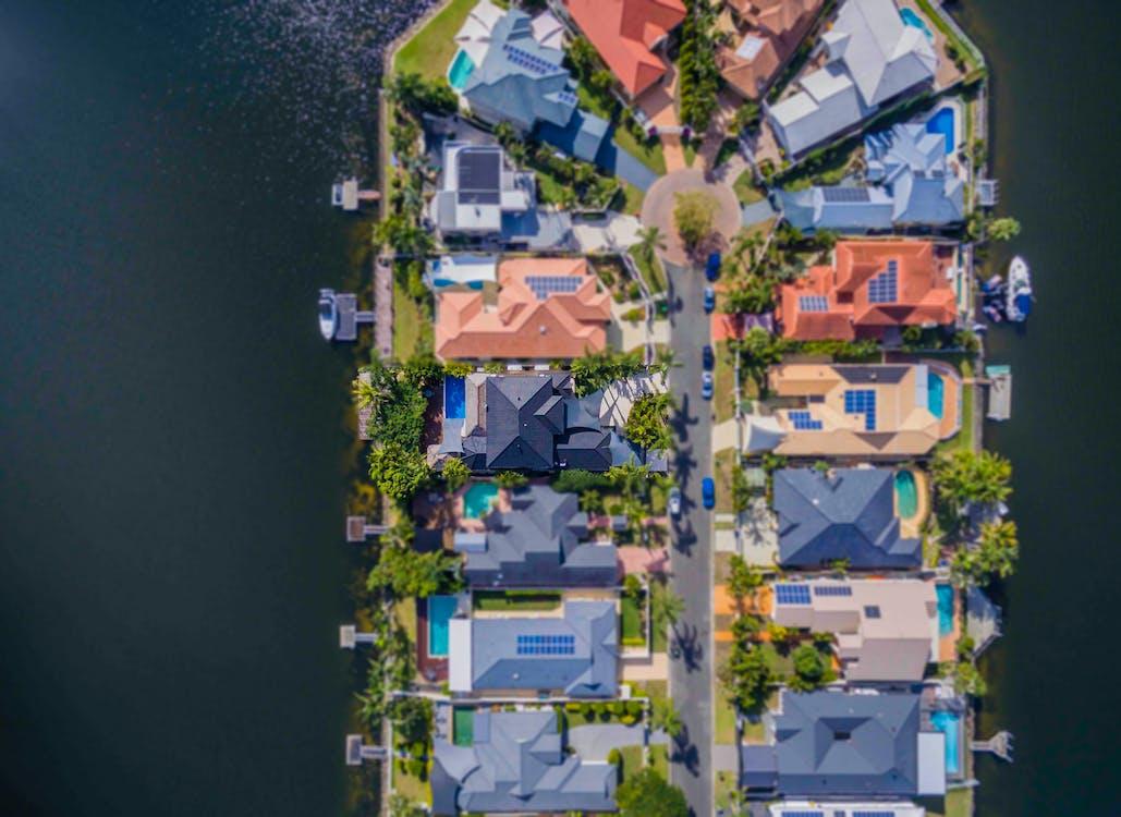 Fotos de stock gratuitas de dron, Gold Coast