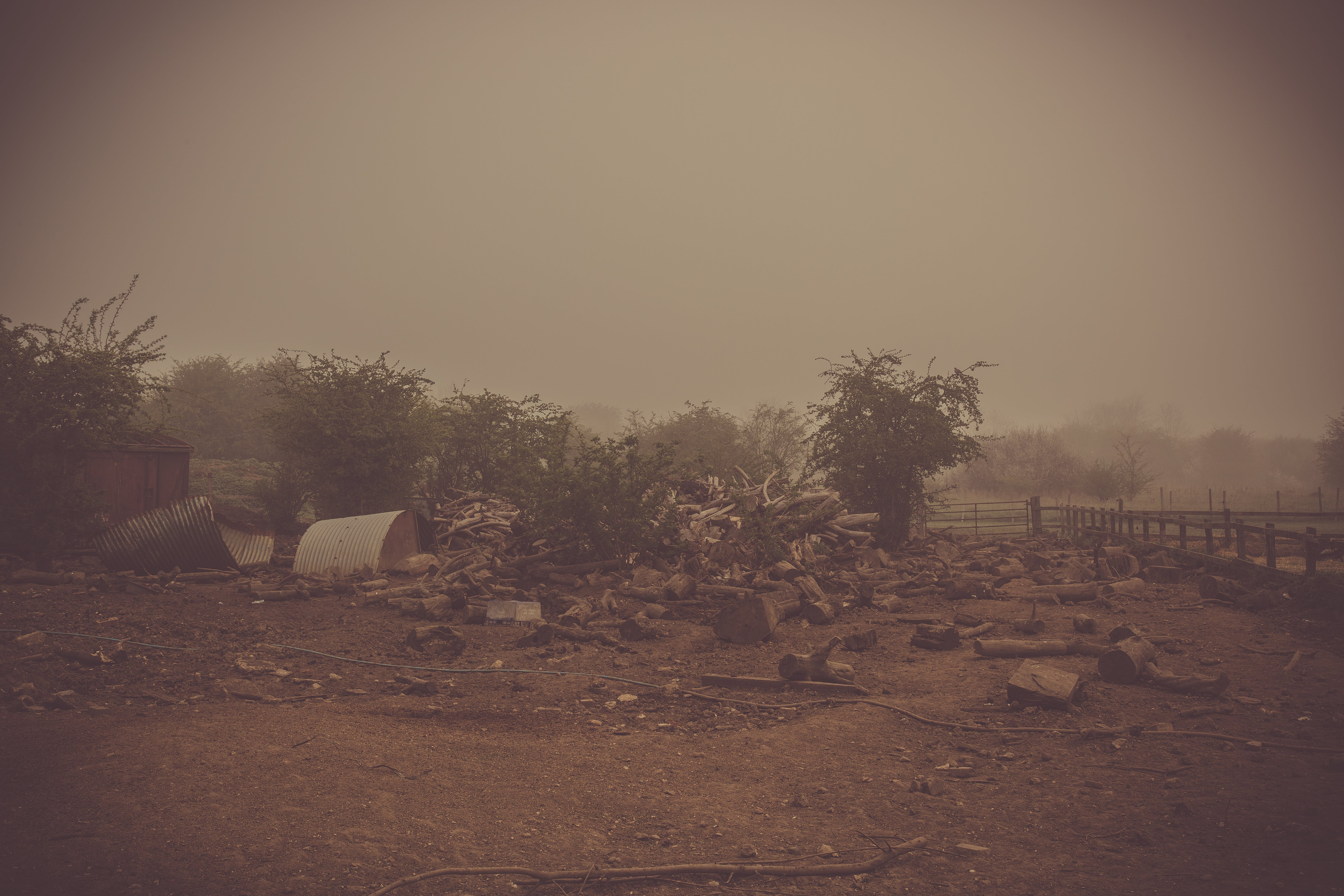 Free stock photo of derelict, desolation, earth, empty