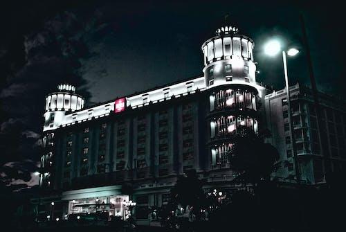 Free stock photo of hotel