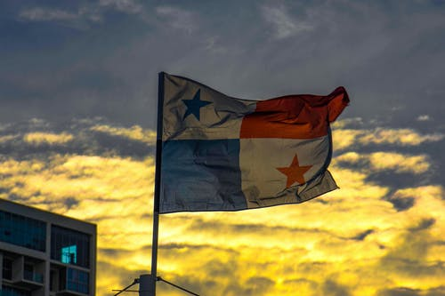 Gratis arkivbilde med flagg, panama, panama flagg