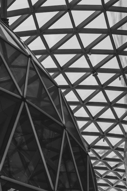 Fotos de stock gratuitas de abstracto, acero, arquitectura, Bangkok