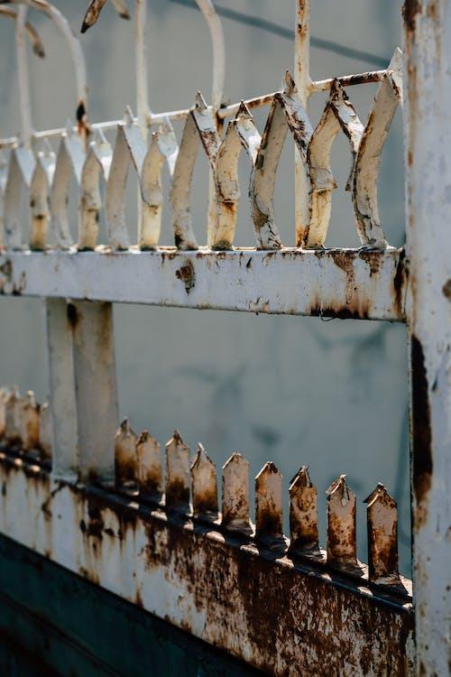 Fotos de stock gratuitas de cerca, oxidado, óxido, puerta