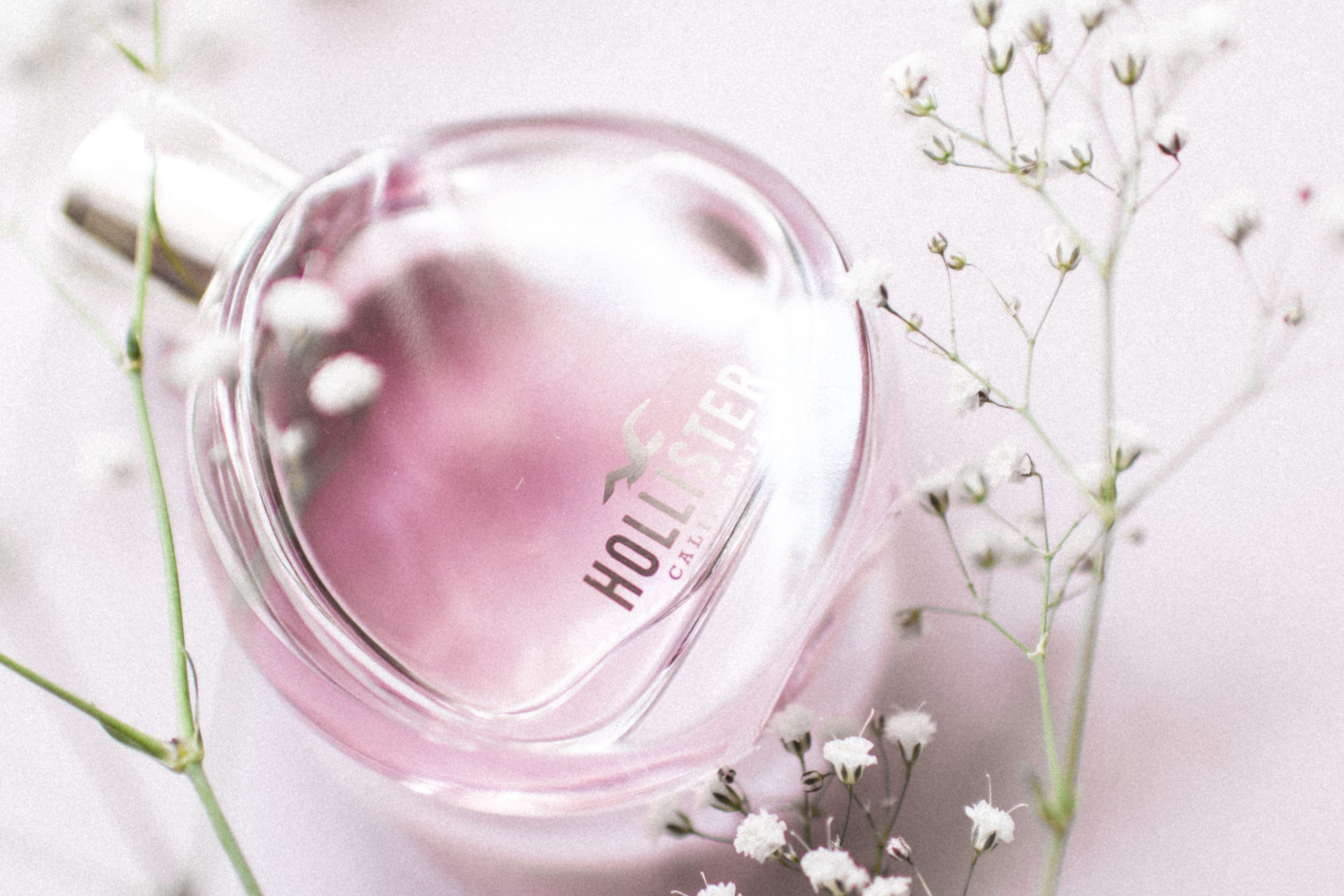 Hollister Perfume Bottle