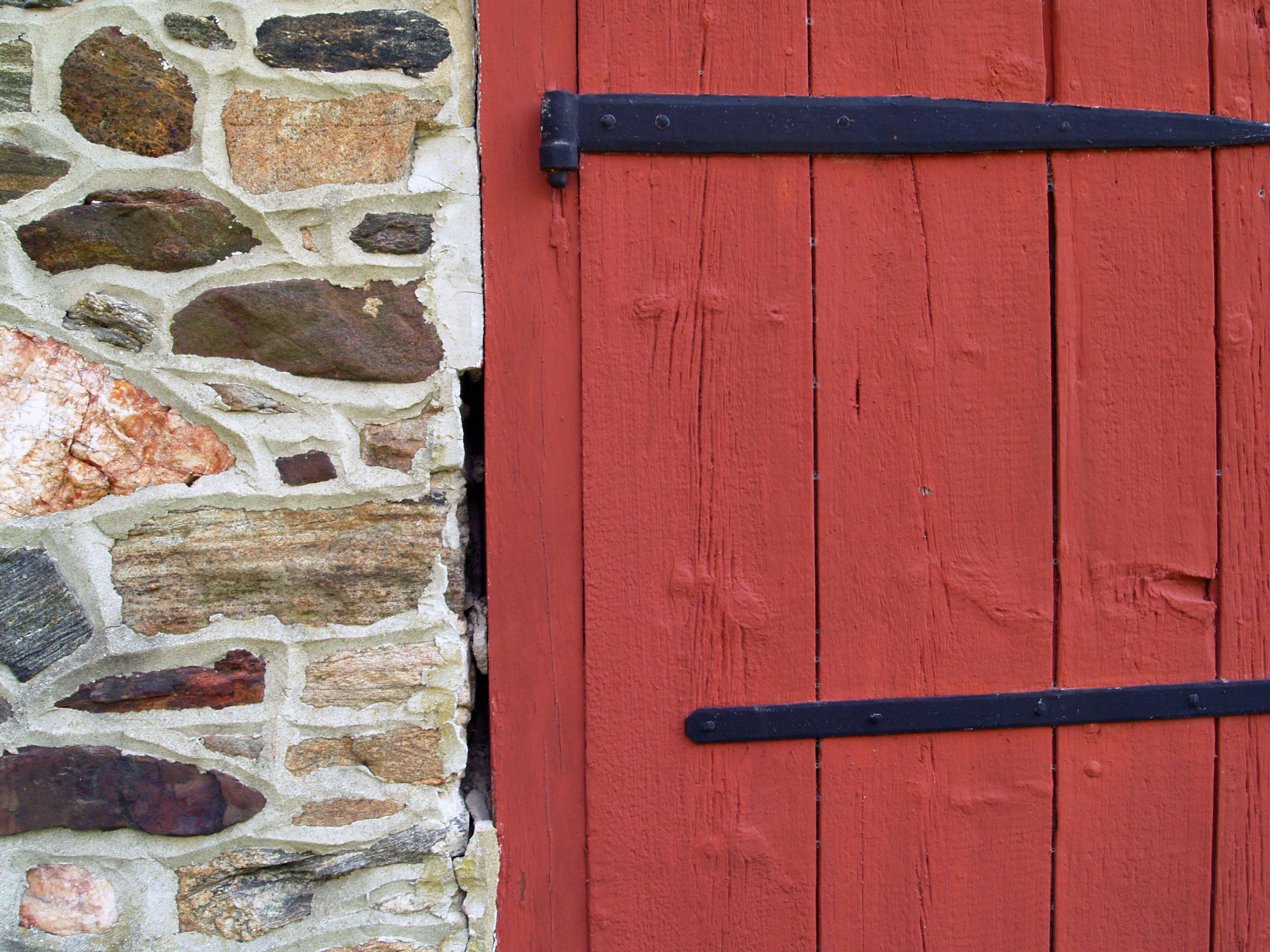 Free stock photo of barn, buildings, door