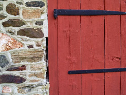Free stock photo of barn, buildings, door