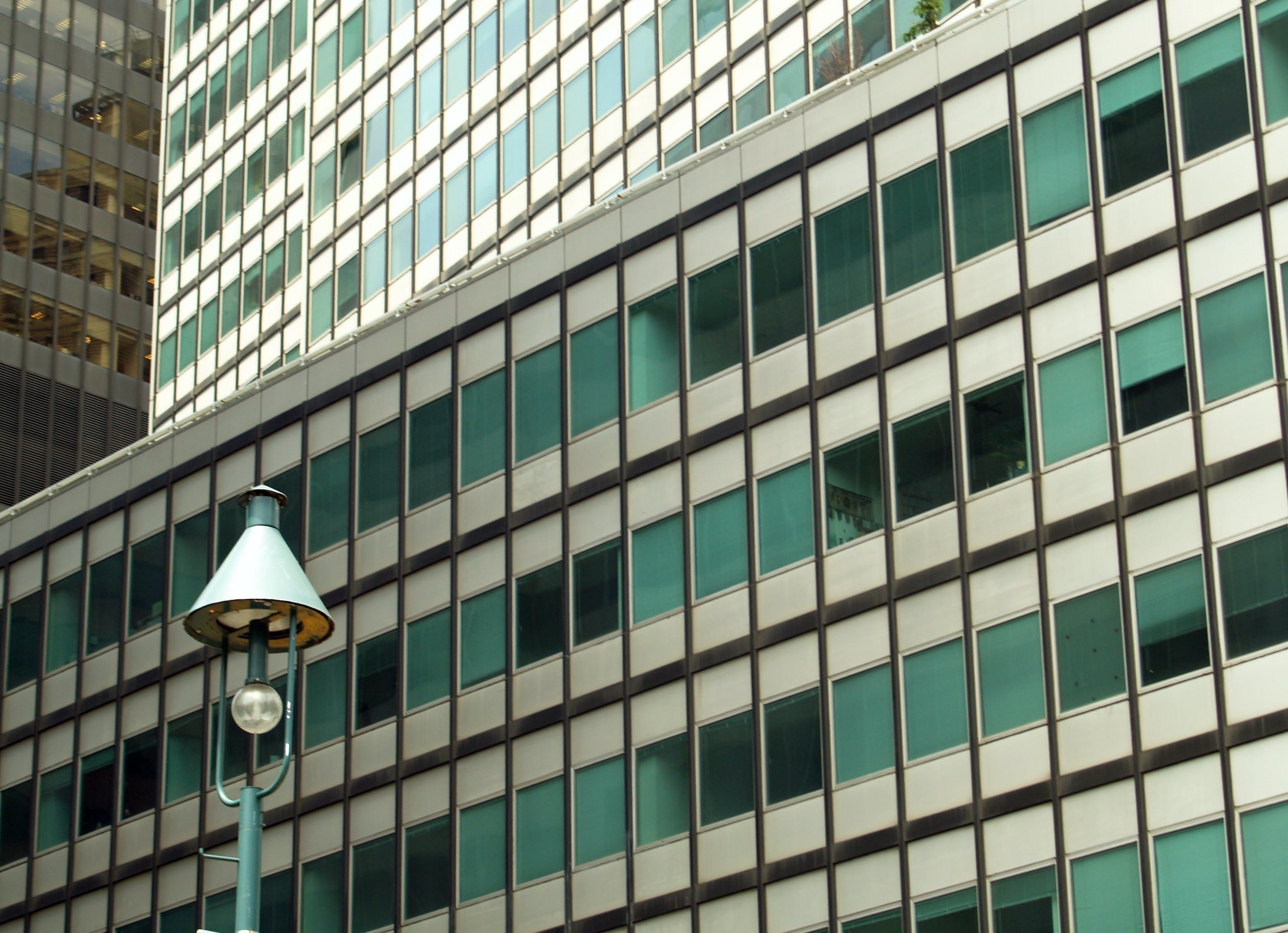 Free stock photo of architecture, buildings, geometric, new york