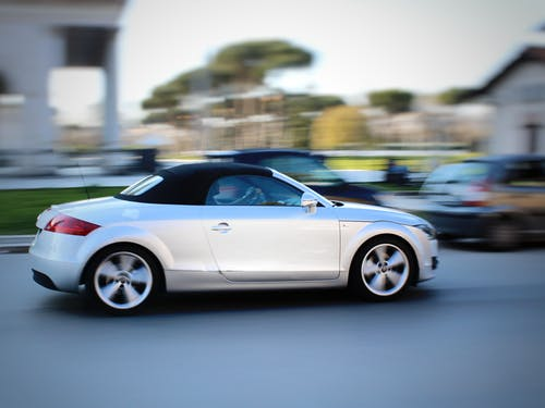 Free stock photo of car, drive, high speed