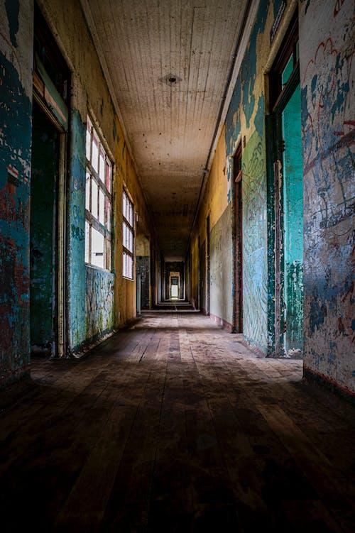 Gratis lagerfoto af årgang, arkitektur, beskidt, bygning
