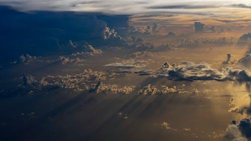 Gratis lagerfoto af Caribien, caribiske hav, gylden time, hav