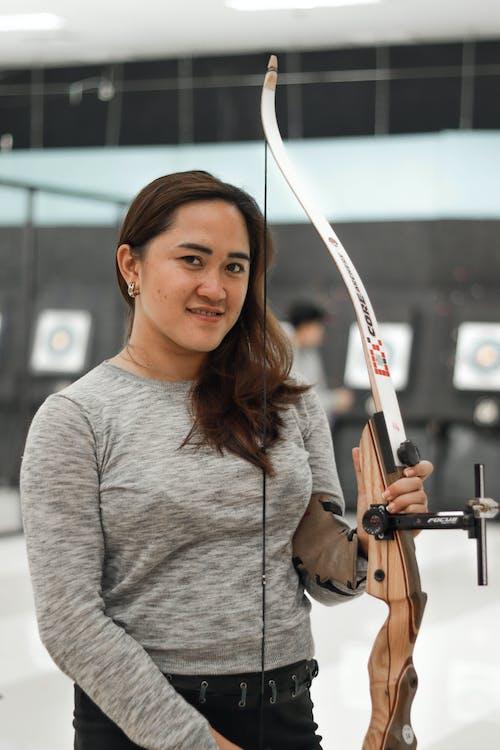 Free stock photo of archer, archery, arrow